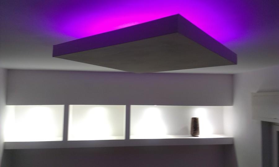 Offerta veletta illuminata d € 300.00 iva esclusa  Offerte Cartongesso