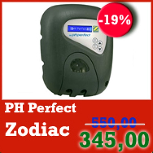 Dosatore PH, PH perfect di Zodiac!