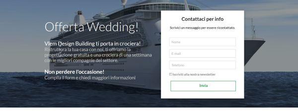 Offerta Wedding