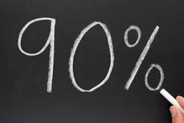 Speciale 90%