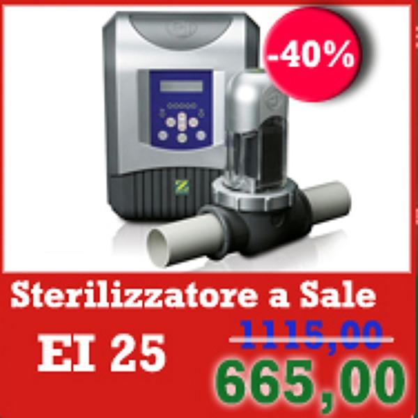 Sterilizzatore a Sale EI 25