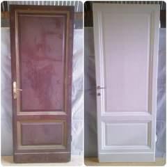 Cambia colore alle tue porte!  La tua casa sembrerà come nuova!
