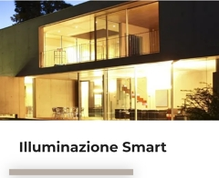 Illuminazione Smart