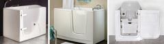 Installazione Vasche con Sportello o Docce