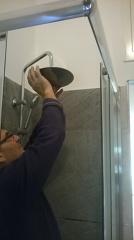 Istallazione box doccia