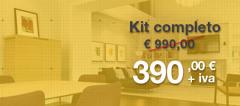 Offerta kit allarme appartamenti 390€ + Iva
