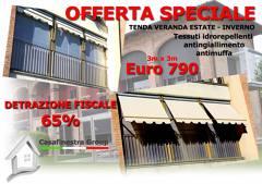 Offerta tenda da sole veranda a 790€
