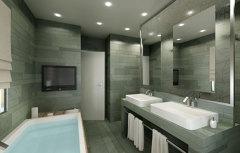 Progetto 3d bagno