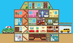 Pulizie abitazione post lavori