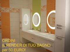 RENDER DI BAGNO 50 euro!!!