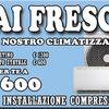 Offerta climatizzatore a 600€