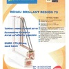 Offerta serramenti PVC profilo REHAU 175 €/mq