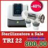 Sterilizzatore a Sale TRI 22