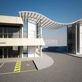 Progettazione Centro Commerciale Direzionale