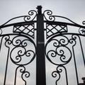 Cancello in ferro residenza privata
