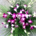 Addobbo floreale per matrimonio
