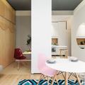 Appartamento con soluzioni salvaspazio