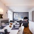Appartamento in stile nordico a Parigi