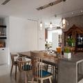 Arredamento contemporaneo e classico in cucina