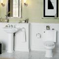 bagno con umidità