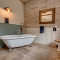 bagno in stile industriale