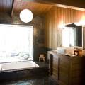 bagno turco vasca legno