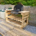 barbecue pallet