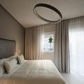camera da letto appartamento al piano terreno