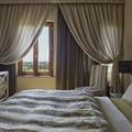 Camera da letto, tendaggi