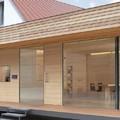 Casa in legno svizzera