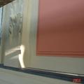 Colonnina con affreschi ripristinata