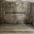 Creazione di doccia in muratura