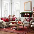 Decorazioni natalizie tartan