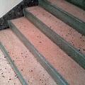 Dettaglio gradini.
