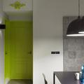 Dipingere porte con colori fluo