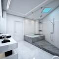 doccia con vasca