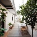 due terrazze per una sola casa