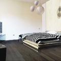 Elaborazione rendering suite (letto cabina armadio)