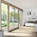 finestre scorrevoli legno e alluminio