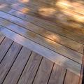 Fornitura e realizzazione bordo piscina in Teak