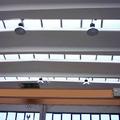 illuminazione con blindo luce a tre linee