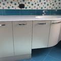 lavatrice incorporata nel mobile bagno