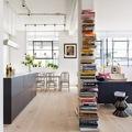 libreria a colonna design