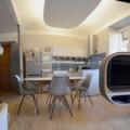 Living: vista verso la cucina