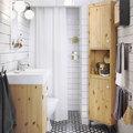 mobile bagno angolare