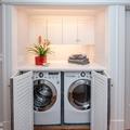 mobile per lavatrice e asciugatrice