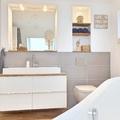 Nicchie in cartongesso per il bagno