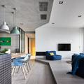 open space in blu