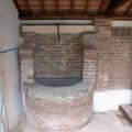 Particolare di restauro