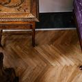 Pavimento - Un tappeto in parquet
